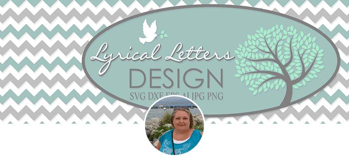 LyricalLetterDesign
