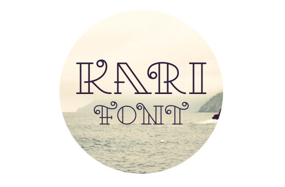 Explore Our Collection of Free Fonts - Kari font on TheHungryJPEG