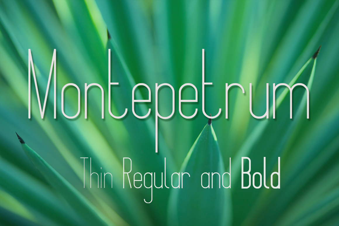 Explore Our Collection of Free Fonts - Montepetrum font on TheHungryJPEG