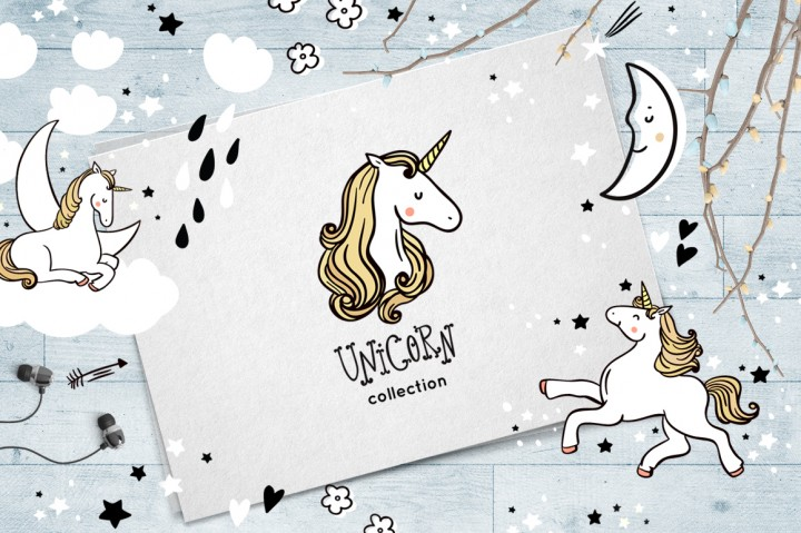 CUTEUNICORN COLLECTION