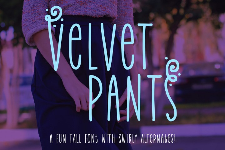 velvet pants by geekmissy