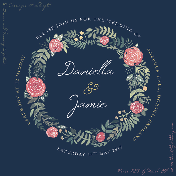 How To Design Wedding Invitations [Beginners Guide]