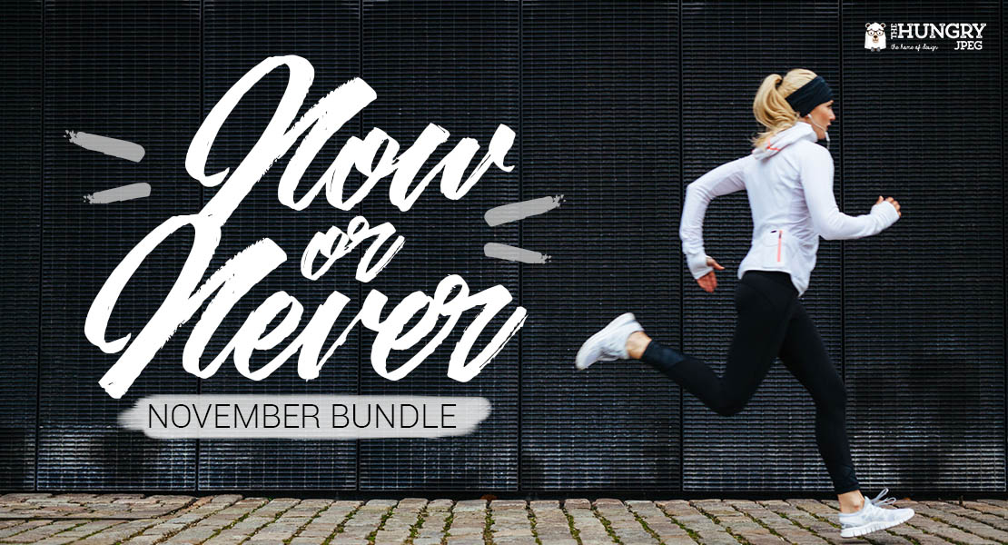 November Bundle:- It's Now Or Never!