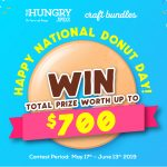 National Donut Day Contest