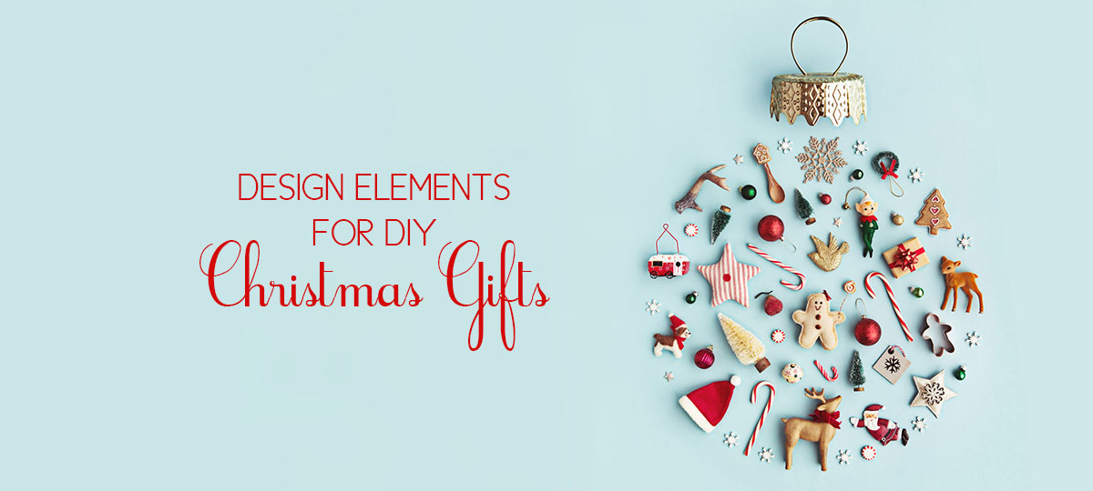 3 Design Elements To Create DIY Christmas Gifts For Your Little Ones