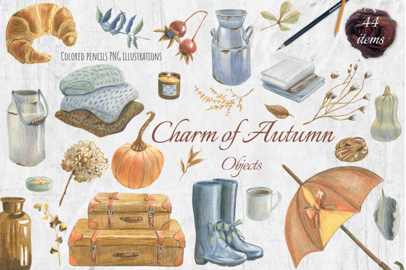 Get 93% OFF for our Autumn Days Collection NOW!