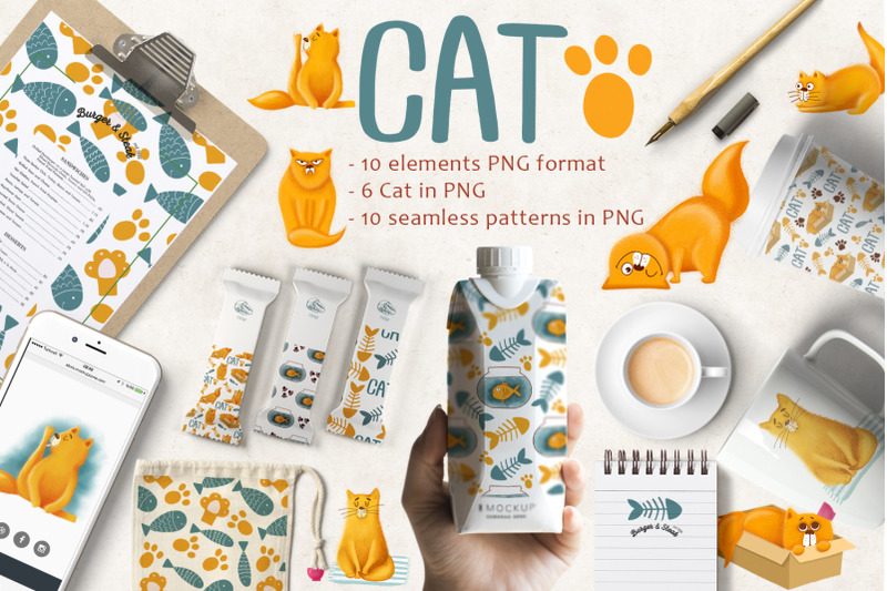 Happy National Cat Day | 7 Best Cat Designs For You