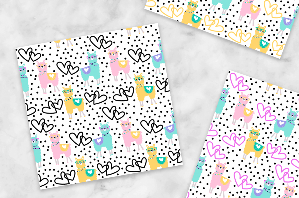 7 FREE Digital Paper Packs To Jazz Up Your Creative Ideas
