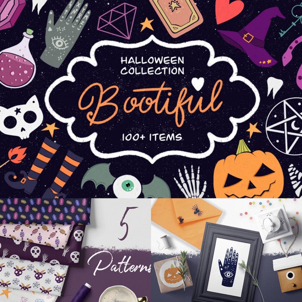 The Big Halloween Design Bundle For Freaky Halloween Arts