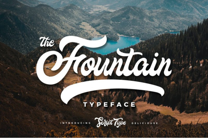 6 FREE Display Fonts For Notable Titles & Headings