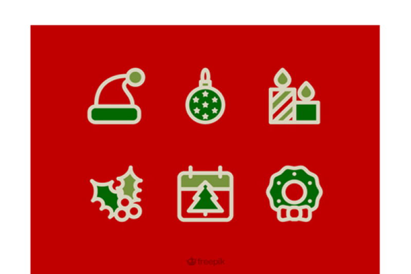 7 Free Icons For Digital Use and Adorable Project's Visuals
