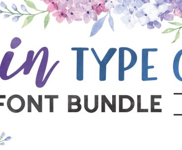 Purchase 69 Script Font Packs With Only $16 Now!
