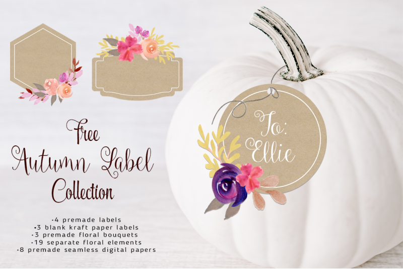 Free Thanksgiving SVGs And 6 Autumn Graphics For A Better Celebration