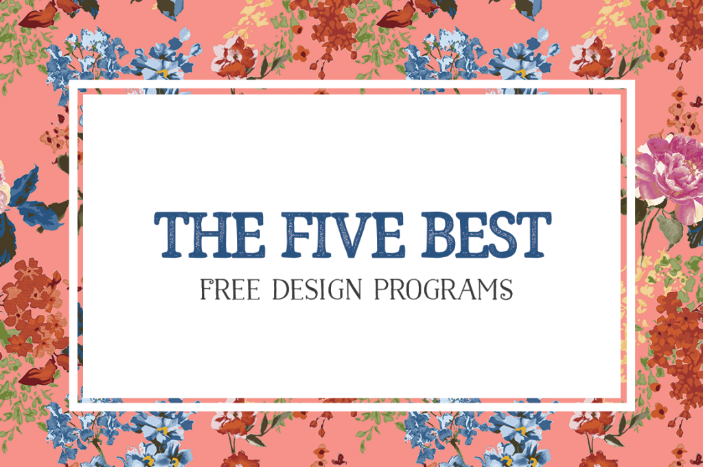 Top Free Design Programs