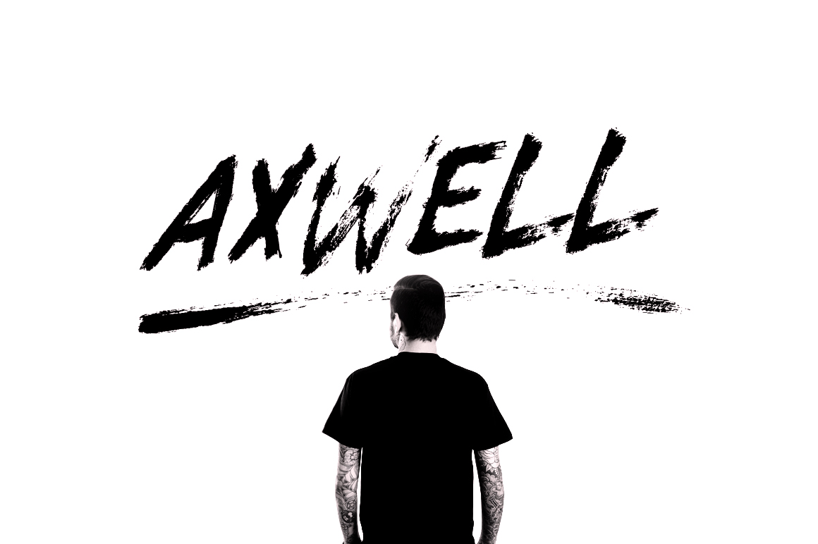Axwell - The Big Font Bundle Vol. 2