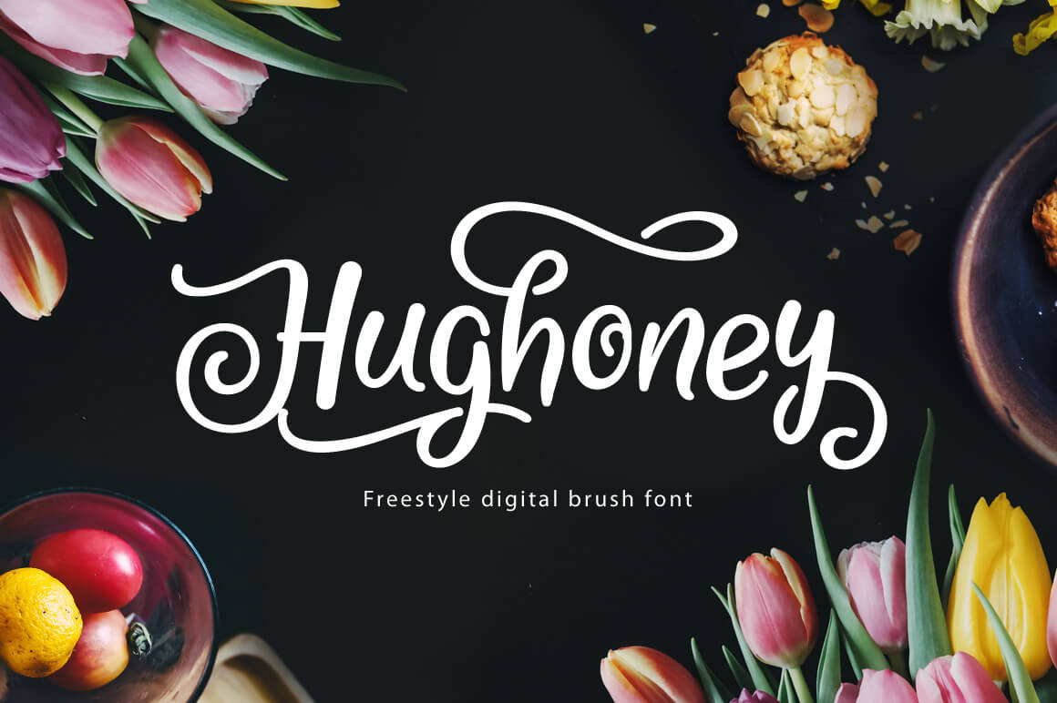 Hughoney - The Fabulous February Bundle