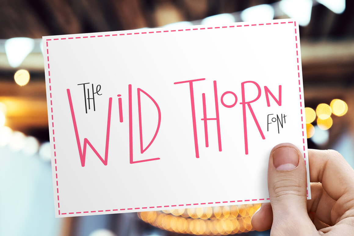 Wild Thorn - The Fabulous February Bundle