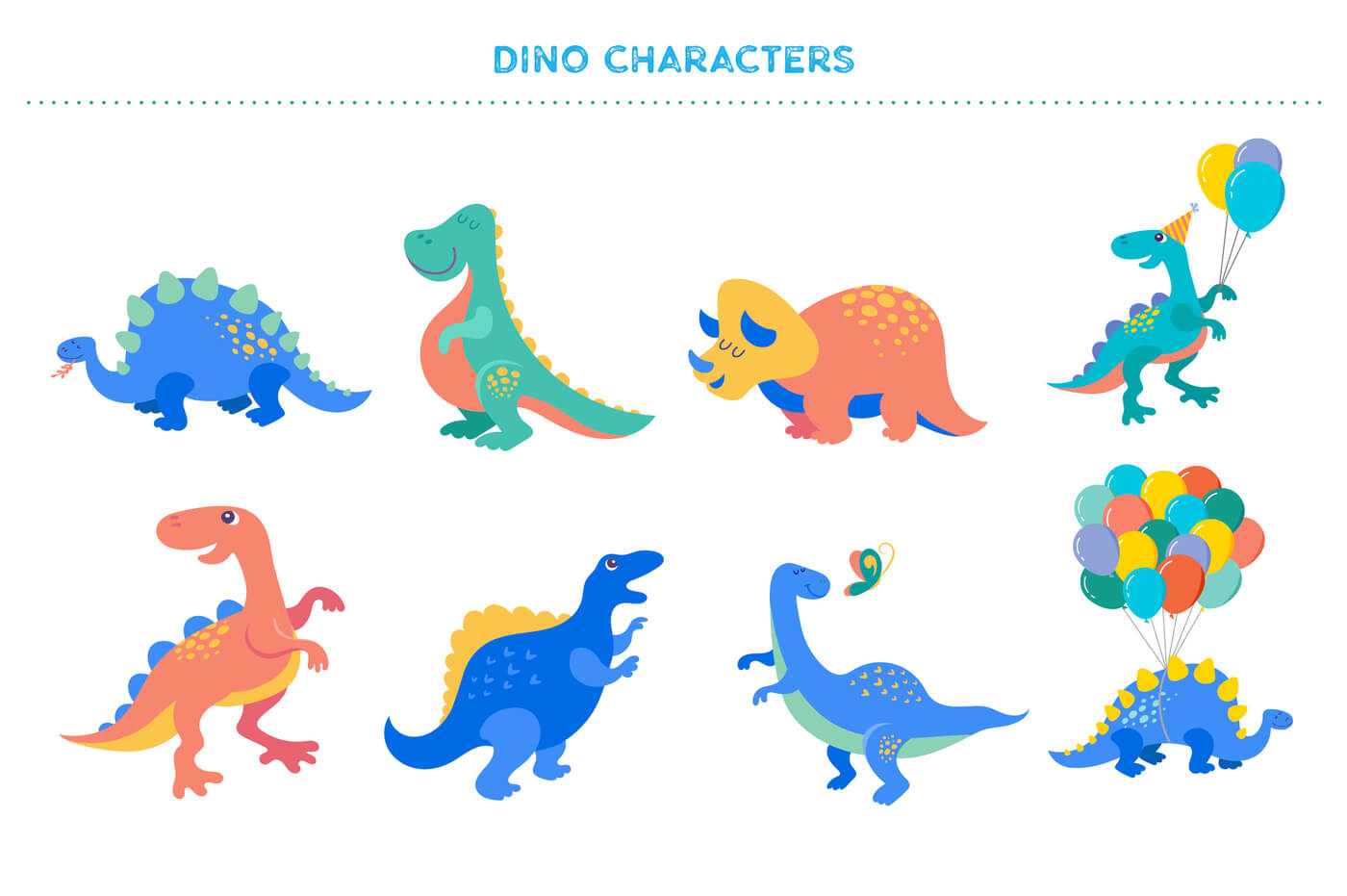 it's DINO time 2