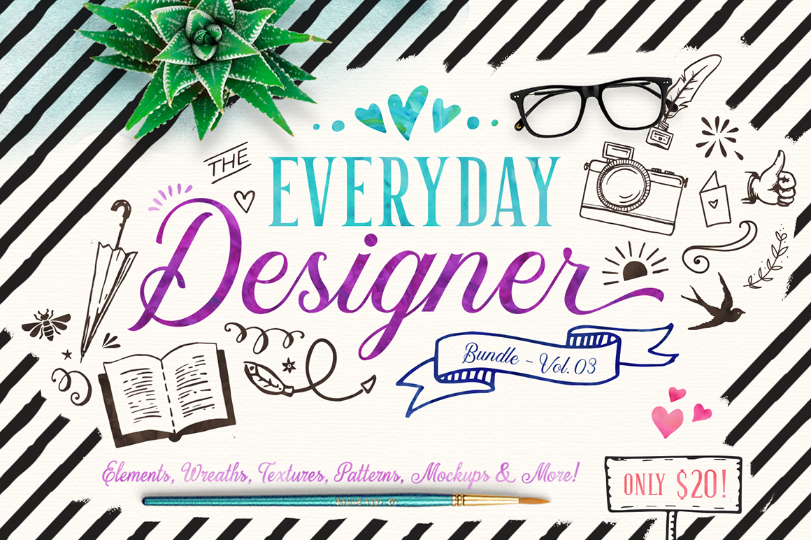 The Everyday Designer Bundle Vol. 03