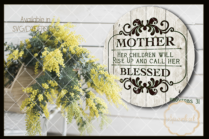 Mother's day cutting file